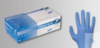 Nitrilhandschuhe Unigloves Format Blue, puderfrei, Größe L • blau  • unsteril  • puderfrei  •...