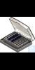 Wechselblock 54 x 0,5 ml Wechselblock 54 x 0,5 ml  für 54 Reaktionsgefäße 0,5...