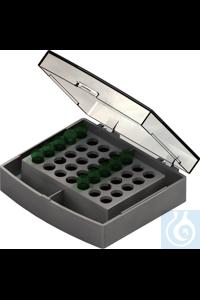 Wechselblock 35 x 2,0 ml Wechselblock 35 x 2,0 ml    für 35 Reaktionsgefäße 2,0 ml  passend in...