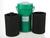 Transportsicherheitsbehälter mit Deckelverriegelung Transportsicherheitsbehälter mit...