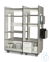 FLEX-Tower HPLC-Rack Typ 826 B/T/H 826x800x1950 mm FLEX-TowerRegalsystem zur...
