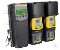 MicroDock II MicroDock II Basisstation mit 3 Gaseinlässen und einem...