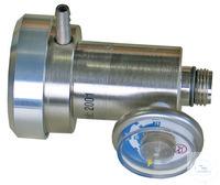 Druckminderer für Kalibriergasmischung Bedarfsgesteuerte Druckminderer für...