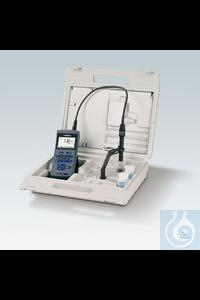 Oxi 3310 SET 1 Mobiles Sauerstoff-Messgerät mit Datenlogger im Set...