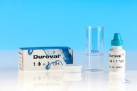 Duroval® 1 Tr. = 1°dH zur Bestimmung der Wasserhärte Titrationsbesteck zur...
