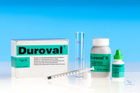 Duroval® B zur Bestimmung der Wasserhärte Besteck zur Bestimmung der Härte in...