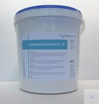 Handwaschpaste -K- sandfrei, 10 Liter /Eimer Eigenschaften  Hochkonzentrierte, aber sehr...