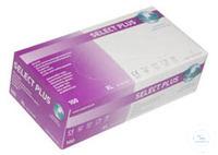 4Artikel ähnlich wie: Latex Einmalhandschuhe Select plus, Größe S   Größe S Spenderbox mit 100...