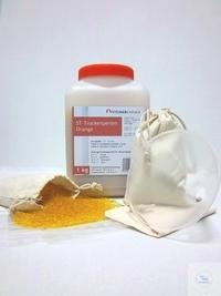 ST-Trockenperlen Orange (1 kg) Komplett-Set mit Beuteln und Trichter Das...