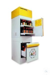Combistorage 300 C - Sicherheitsschrank für die kombinierte Lagerung von...