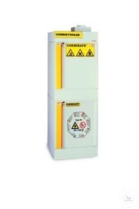2 Artikel ähnlich wie: Combistorage 200 C - Sicherheitsschrank für die kombinierte Lagerung von...