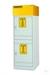 Chemisafe 60 A+B - Sicherheitsschrank zur Aufbewahrung von Säuren und Basen...