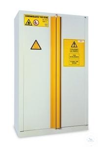 Chemisafe Fire Bomb 120 Easyline Feuerwiderstandsfähiger Sicherheitsschrank...