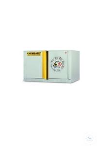 Chemisafe CS 120 Fire UB Easy 90 Sicherheitsschrank zur Aufbewahrung von...