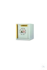 Chemisafe CS 60 Fire UB Easy 90 Sicherheitsschrank zur Aufbewahrung von...