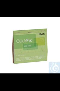 QuickFix® Pflaster Aloe Vera QuickFix® Pflaster lassen sich, in...
