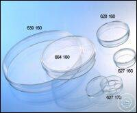 ZELLKULTUR SCHALE, PS, 35/10 MM, VIERGET, NOCKEN, CELLSTAR® TC, STERIL, 10 ST./BTL