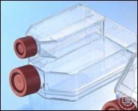 ZELLKULTUR FLASCHE, 250 ML, 75 CM², PS,, CELLCOAT®, FIBRONEKTIN, FILTER-SCHRAUBVE