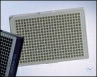 CELL CULTURE MICROPLATE, 384 WELL, PS, WHITE,, POLY-D-LYSINE, CELLCOAT®, LID,...