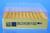 Cryobox 9*9 PC weiß bis -196°C Gasphase, 2D Barcode Innenraster 9*9 PC fest eingebaut...