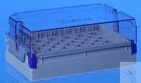 Biobank Rack Matrix, für 12 ml Röhrchen ohne Röhrchen Lagerung: getestet bis -20°C 1D Barcode...