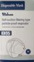 KN95 Atemschutzmaske Produkt: Atemschutzmaske Farbe: weiß model: HD-9505/L...