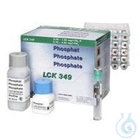 Phosphat Küvetten-Test LCK349 Phosphat Küvetten-Test LCK349