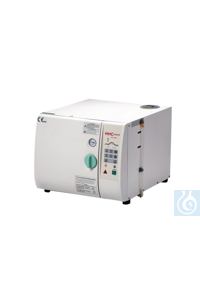 2Artículos como: Table top autoclave HMT 230 FA Table top autoclave HMT 230 FA, front loading,...