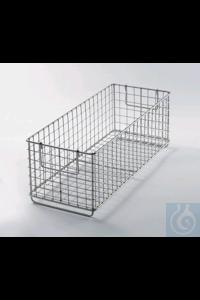 Sterilisation basket HMT 260 FA/MA/MB Sterilisation basket HMT 260 FA/MA, Dim.: 340mm W x 220mm D...