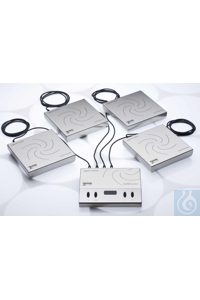 2mag - bioMIXcontrol 4MS Control unit for bioMIXdrive 1 Control unit, for 4...