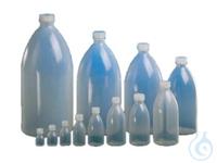 Enghalsflasche 100 ml LDPE m. Schraubverschluss