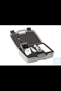 8Artikel ähnlich wie: EC-21-pH-0, pH-Taschengerät - mit neuer DHS-Funktion Gerät ohne pH-Elektrode,...