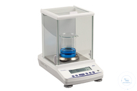 Analytical balance, Capacity: 220gr, Accuracy 0,1mg, external Calibration