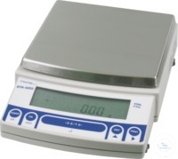 15Articles like: Toploading balance, Capacity 820 gr, Accuracy 10mg, int.Cal. EU-verified...