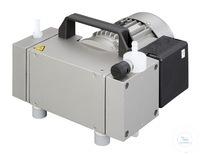 Vakuum Membranpumpe, Enddruck 8 mbar Vakuum Membranpumpe, Enddruck 8 mbar