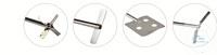 2 Artikel ähnlich wie: Flächenrührer RSO-E 11 Flächenrührer, Flügeldurchmesser 70 mm,...