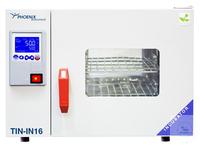 Inkubator, 16 Liter, natürliche Konvektion, Basic-Version, inklusive 2 Edelstahl-Gitterroste