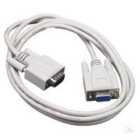 RS-232-Kabel zu 9-Pin D-Stecker, 1,5m (Fabrikmontage) RS-232-Kabel zu 9-Pin...