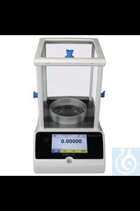 2Artículos como: EAB 125i Semi-Mikro-Waage (Equinox) interne Justage Eigenschaften: • Dual...
