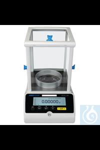 2Artikel ähnlich wie: SAB 125i Semi-Mikro-Waage (Solis) interne Justage Eigenschaften: •...
