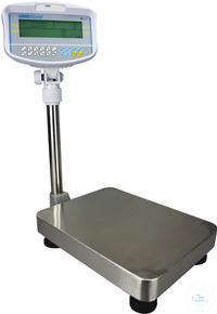 3artículos como: GBC 16 Bench counting scales 16kg/0,5g, Platform size 300×400mm GBC Bench...