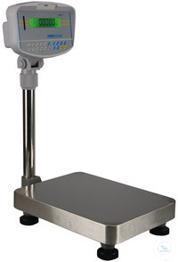 10Panašios prekės GBK 8 Bench Check Weighing Scales 8000g/0,1g, Platform size 300×400mm GBK...