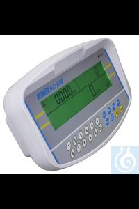 GC Anzeigegerät RS-232-Schnittstelle erhältlich, robustes ABS-Gehäuse,...