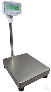 GFC 150 Boden-Zählwaage 150kg/10g, Wägeplatte 400×500mm GFC Boden-Zählwaage Kapazität: 150kg...