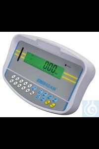 GK Anzeigegerät RS-232-Schnittstelle erhältlich. Robustes ABS-Gehäuse für Einsatz in...