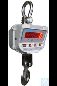 4Artikel ähnlich wie: IHS Kranwaagen 1000kg / 0,2kg IHS Kranwaage mit 1000kg Kapazität 360-Grad...