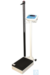 MDW 300L Person Scale, non-approved Person Scale (non-approved) with Body Mass Index Function...