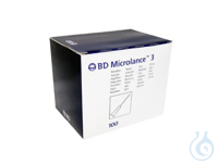 BD Microlance injectienaalden 22G zwart 0,7x50mm 100 stuks BD Microlance...