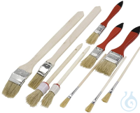 Pinsel-Set, 10-teilig Pinsel-Set, Lackier-, Lasur-Pinsel, 10-teiliges Maler Set, 662518