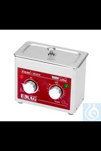 Ultraschallreinigungsgerät EMAGEmmi 0,8l Ultraschallreinigungsgerät EMAG Emmi, Edelstahl, 0,8...